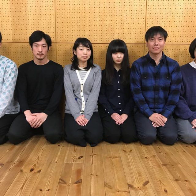 20171229 TOKYO GHOSTs japanese version rehearsals opening may 5th komabaagoratheaterhellip